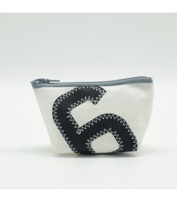 Porte-monnaie en voile 6 noir