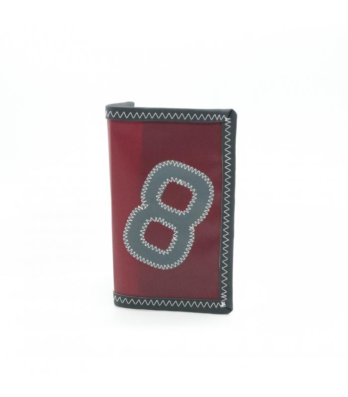Porte cartes en voile N°8