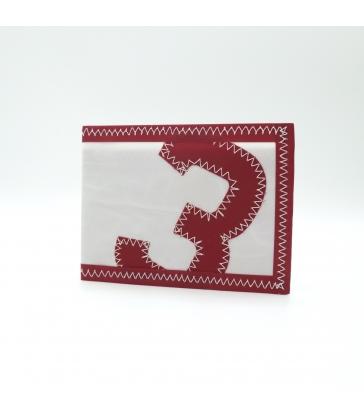 Porte cartes en voile N°3
