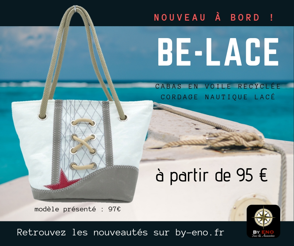 Nouvelle collection Be-Lace